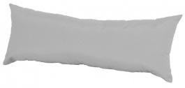 Vankúš obdĺžnik - SKANDI krémová / sivá