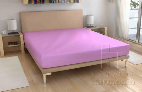 Froté plachta - svetlo fialovej