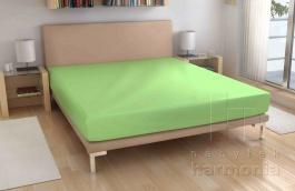 Froté plachta - svetlo zelené