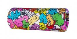 Opierka/chránič na posteľ 13x36cm Komiks - mix farieb