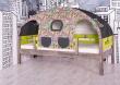 Masívna detská posteľ Benjamin Bubbles 90x200cm so zábranou