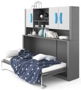 BUMERANG BR-14 sklápacia posteľ