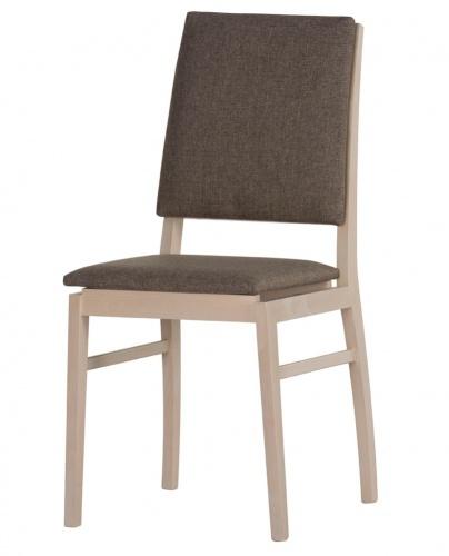 Jedálenská čalúnená stolička DESJO 101 - látka S02