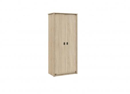 Skriňa 2-dverová TORRO - dub sonoma