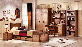 Detská izba Jack III - dub lancelot
