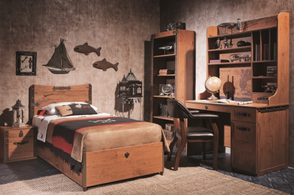 Detská izba Jack I - dub lancelot