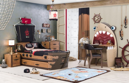 Detská izba Jack V - dub lancelot