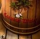 Nočný stolík v tvare suda Jack