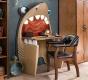 Písací stôl v tvare žraloka Jack