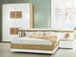 Spálňa FIJI - výber odtienov