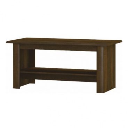 Konferenčný stolík PARMY - dub sonoma čokoláda