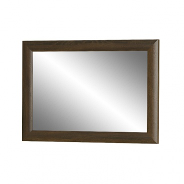 Zrkadlo PARMY - dub sonoma čokoládová