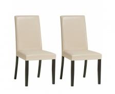 Jídelní židle Bim 2ks -196 - Eben/C705