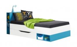 Detská posteľ Moli 90x200cm - výber farieb