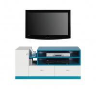 Televízny stolík Moli - výber farieb