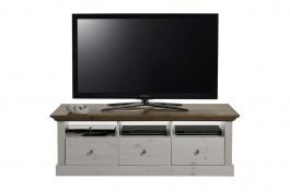 Televízny stolík Monako - biela / provence