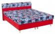 Čalúnená posteľ PAMELA 90x200 cm - ľavá