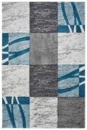 Kusový koberec Brick 282 Oceán