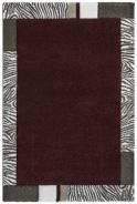 Kusový koberec Savanna 283 Aubergine