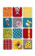 Detský koberec Animals