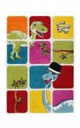 Detský koberec Dinosaurus