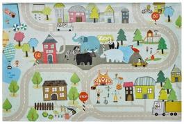 Detský koberec STREETS