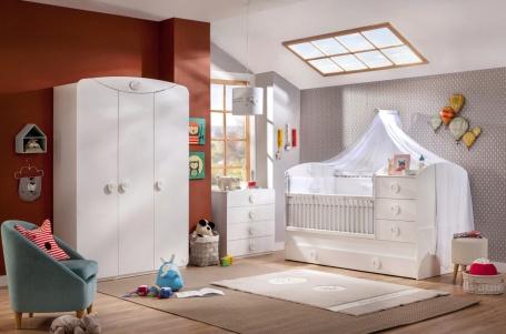 Detská izba Chloe III - verzia pre babetko