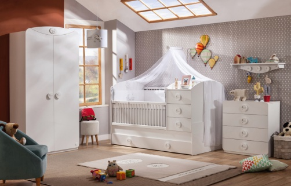 Detská izba Chloe II - biela