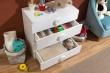 Zásuvková komoda Chloe - zásuvky