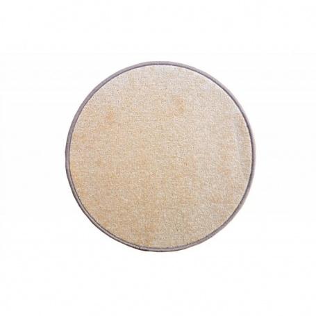 Eton béžový koberec kulatý