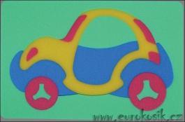 Pěnové puzzle 2D - BROUK