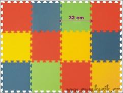 Penový koberec 12 maxi pevný