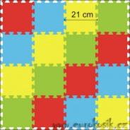 Penový koberec 16
