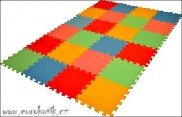 Penový koberec 24 maxi