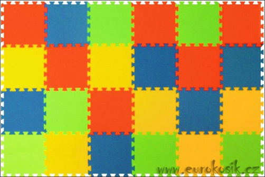 Penový koberec 24 maxi pevný