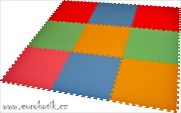 Penový koberec XL9