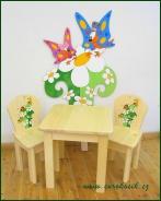 Detský stôl
