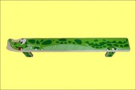 Lavička krokodýl 195 cm