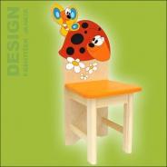 Dětská narozeninová židle Beruška