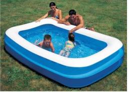 Nafukovací bazén Bestway - 269x175x51 cm