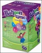Helium do balonků a balónky 50ks