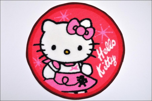 Hello Kitty kruh