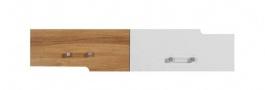Závesná skrinka Anabel 14 - brest/biela lux
