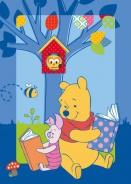 Detský koberec medvedík Pu Story