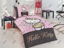 Detské obliečky Hello KittyGold
