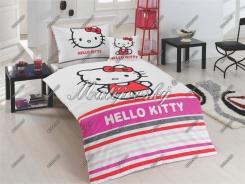 Detské obliečky Hello Kitty Stripe