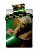 Detské obliečky Star Wars - Yoda
