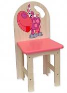 Dětská židlička Kravička