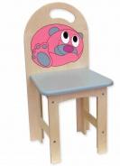 Dětská židlička Medvídek