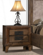 Nočný stolík LUXOR - javor antický